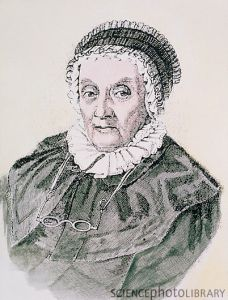 Caroline Herschel, German-British astronomer